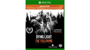 NEW SEALED - dying light the following enhanced edition