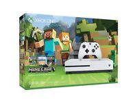 Xbox One S Minecraft Favourites Bundle (500GB)