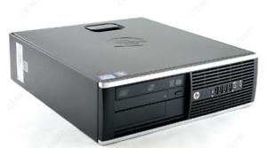 HP 8200 Elite Desktop; i7-2600 CPU; 8GB RAM; SSD & HDD; Win10 Pro
