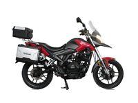 Sinnis Terrain 125cc (Red) Learner Legal