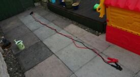 Jump Cables (3.6m Long)