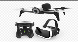 Parrot Bebop 2 with FPV and original packaging