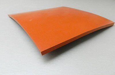 Silicone Sponge Rubber 14 Thk X 12x 12 Sheet High Temp