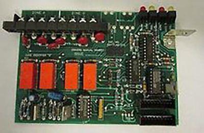 Siemens Faraday Fire Alarm Part Zn-1401310 Db Style Dual Zone Module