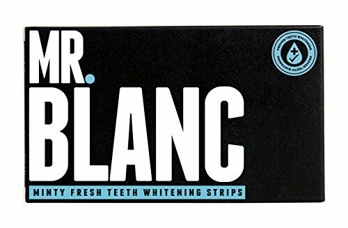 Mr Blanc Teeth Whitening Strips - Pack of 2 Weeks Supply