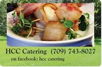 HCC Catering -- Healthy Creative Comfort