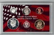 2003 Silver Quarter Proof Set