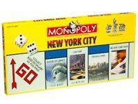 new york monopoly