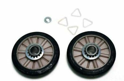 349241T 349241 Dryer Drum Roller Kit For Whirlpool Kenmore Sears
