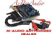 M Audio Sound Card