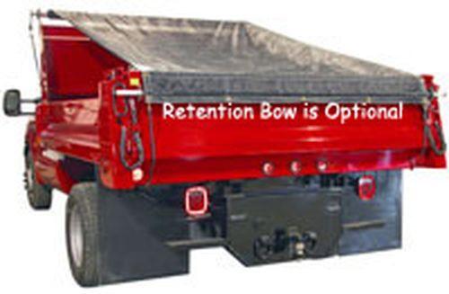 Buyers Product Dump Truck Solid Asphalt Tarp Roller Kits 7