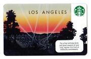 Starbucks Gift Card Los Angeles
