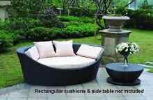 Luxco Outdoor Wicker Rattan Daybed / Lounge.  RRP $999.95 Palmwoods Maroochydore Area Preview