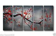 5 Piece Canvas Art