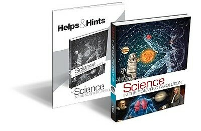Science in the Scientific Revolution SET - Text and Helps & Hints, Jay Wile  New
