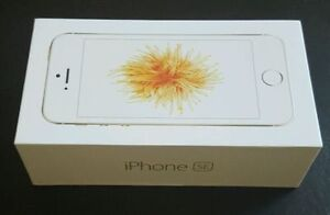 iPhone SE 16GB New in Box Space Grey