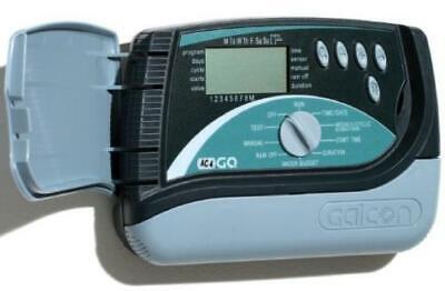 GALCON GQ AC-8 ADVANCED DIGITAL DISPLAY IRRIGATION CONTROLLER WITH TRANSFORMER