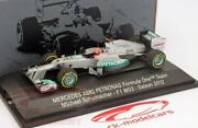Schumacher Mercedes