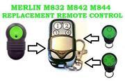 Merlin Remote Control