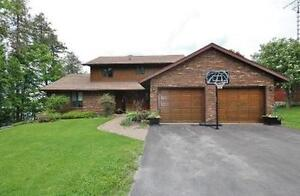 GORGEOUS WATERFRONT HOME JUST OUTSIDE KINGSTON! 3873 Corkey Rd