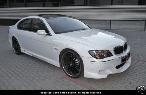 Bmw 7 Series Full Body Kit 745 750 745i 750i E65, E66 Front/rear Bumper Sides