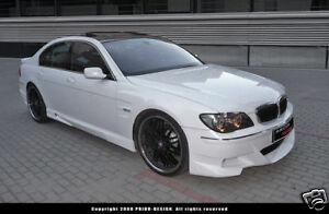 BMW 7 SERIES FULL BODY KIT 745 750 745I 750I E65, E66 FRONT/REAR BUMPER SIDES
