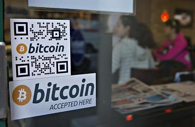 Bitcoin Accepted Here signs begin to pop-up at businesses throughout the world!