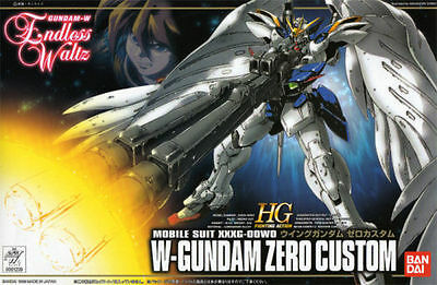 Bandai - Gundam Wing Endless Waltz - EW-1 Wing Zero Custom H