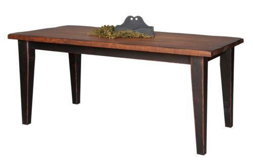 Primitive Dining Table EBay