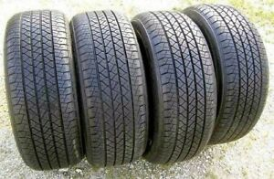 Set of 4 235/70/16 Michelin 70% tread left 647-478-9519