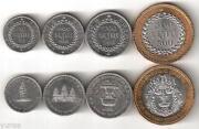 Cambodia Coins