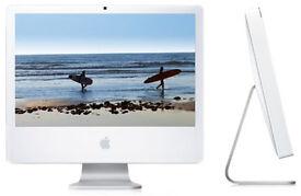 Imac 5.1 20 inch All in one desktop