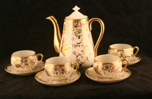 Japanese Porcelain Tea Set Ebay