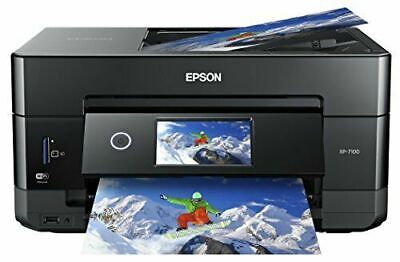 Epson Expression Premium XP-7100 Wireless Color Photo Printe