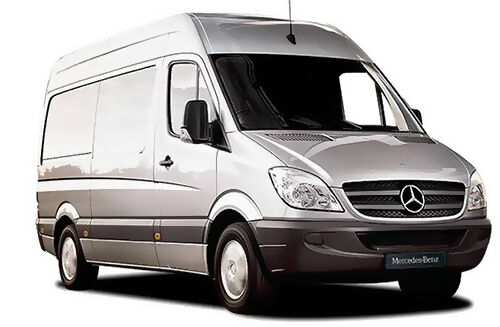 Vito, der kleinere unter den Mercedes-Transportern