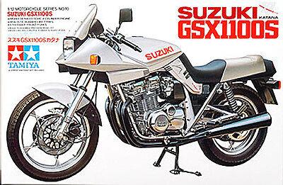 NEW Tamiya 1/12 Suzuki GSX1100S Katana 14010