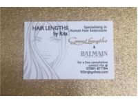 Mobile Hair Extensions -Great Lengths Human hair Specialist