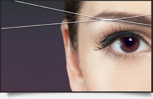 ****  EYEBROW THREADING/ WAXING/ FACIAL ****