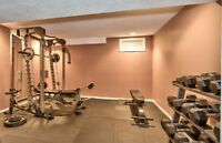 Used New Gym Equipment Bench Rack Weight Dumbbell Bar