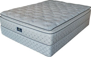 Serta Brand New DOUBLE Mattress SET, TEN YEAR Warranty