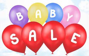 Baby/Toddler Item Sale