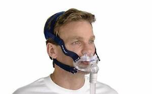 Mirage Liberty Full Face CPAP mask.  Ideal if claustrophobic. Currumbin Gold Coast South Preview