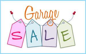 Garage Sale-1899 Beaverbrook Ave