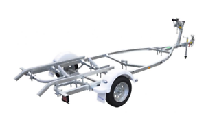 Boat Trailer Dunbier Sports 4.7 Pakenham Cardinia Area Preview