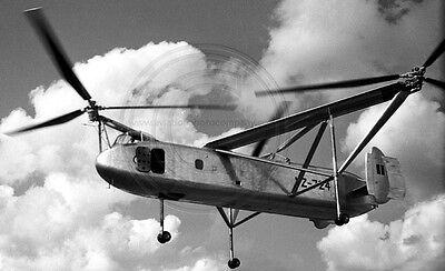 W.11 Air Horse Cierva UK Helicopter W11 Mahogany Kiln Dry Wood Model Large New