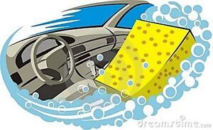 CAR CLEANING, DETAILING, SHAMPOOING , WAXING