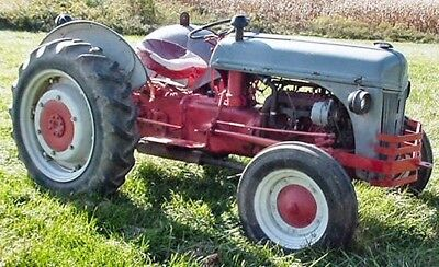 Best Ford 9n 2n 8n Naa Tractor Assembly Parts Service Repair Manual 1939 1952 Cd