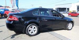 2010 Ford Falcon FG XT Black 6 Speed Sports Automatic Sedan