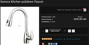Brand New Faucets for sale $500 No taxs