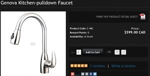 Brand New Faucets for sale $500 NO TAXS check out my other adds